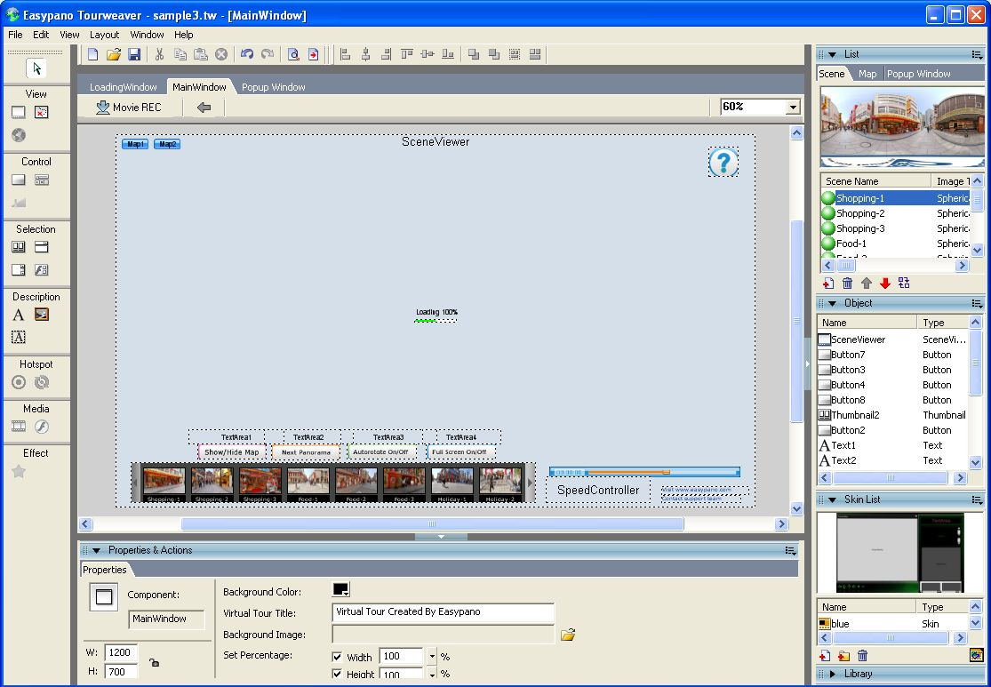 Tourweaver 6.00 Standard for Windows