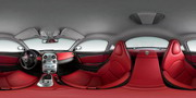 car interior panorama by Panoweaver