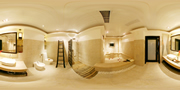 bathroom panorama by Panoweaver