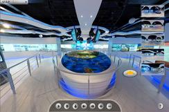 360度パノラマバーチャルツアー作成事例