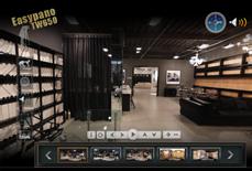 Virtual tour software demo tour