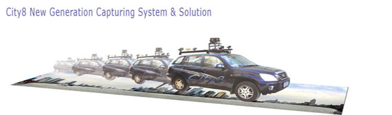 City8 mobile mapping system