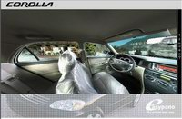 Click to see the Car virtual tour demo Corolla.