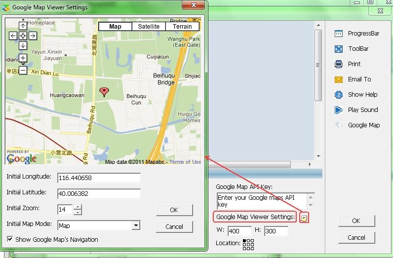 Add Google Maps Virtual Tour Software