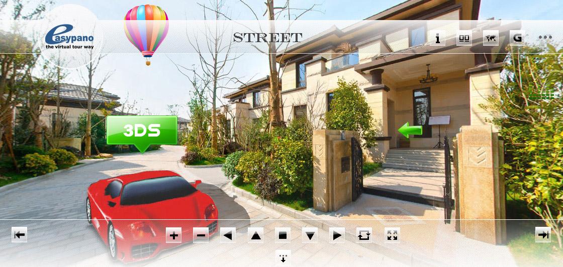 Virtual Tour Software